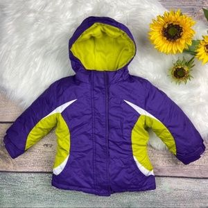 HEALTHTEX Infant Girl 18 Months 3 in 1 Winter Coat